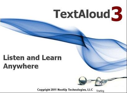NextUp TextAloud 3.0.118 + Portable