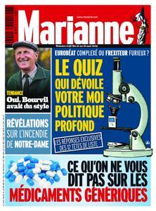 Marianne - 11 mai 2019