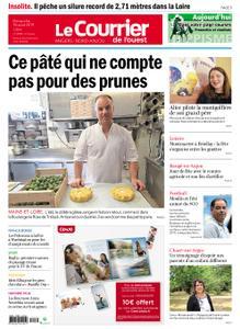 Le Courrier de l'Ouest Nord Anjou – 18 août 2019