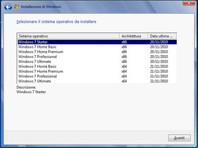 Microsoft Windows 7 SP1 build 7240 (x86/x64)