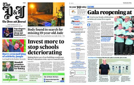 The Press and Journal Moray – December 10, 2018