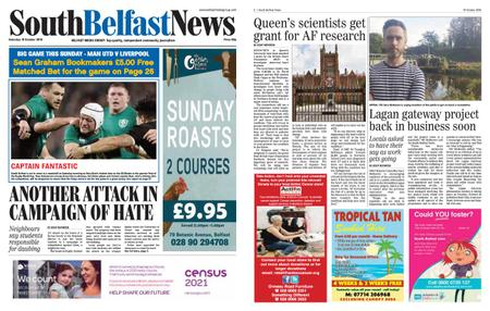 South Belfast News – October 17, 2019
