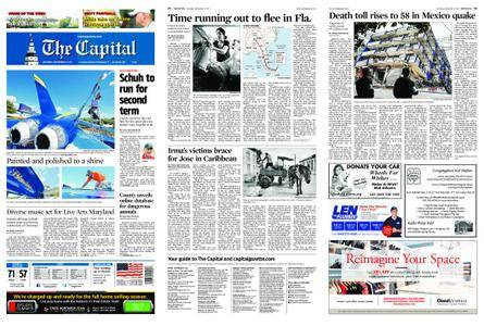 The Capital – September 09, 2017