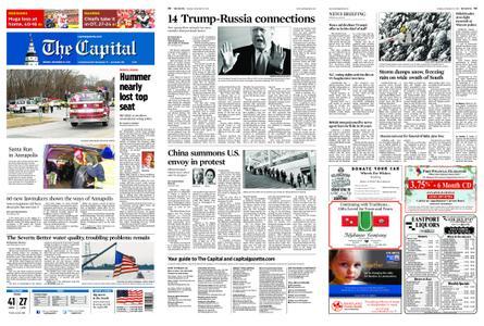 The Capital – December 10, 2018