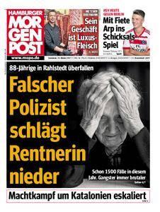 Hamburger Morgenpost - 28. Oktober 2017