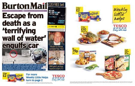 Burton Mail – February 20, 2020