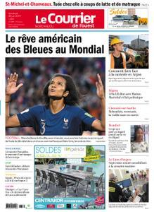 Le Courrier de l'Ouest Nord Anjou – 28 juin 2019