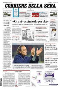 Corriere della Sera - 24 Marzo 2021