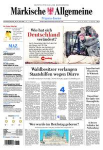 Märkische Allgemeine Prignitz Kurier - 20. April 2019