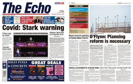 Evening Echo – January 22, 2021