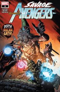 Savage Avengers 009 2020 Digital Zone