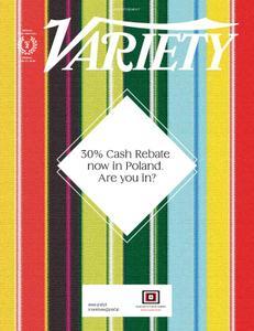 Variety – February 21, 2020
