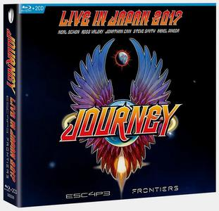 Journey - Live in Japan 2017 (2019) [Blu-ray, 1080i + 2DVD]
