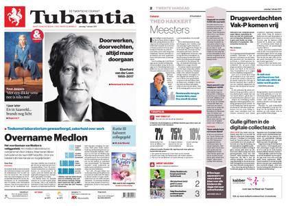 Tubantia - Enschede – 07 oktober 2017