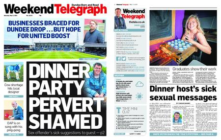 Evening Telegraph First Edition – May 11, 2019