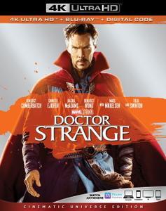 Doctor Strange (2016) [4K, Ultra HD]