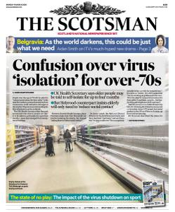 The Scotsman - 16 March 2020