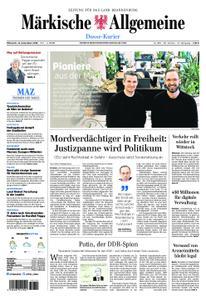 Märkische Allgemeine Dosse Kurier - 12. Dezember 2018