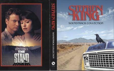 VA - Stephen King Soundtrack Collection (8CD Box Set) (2017)