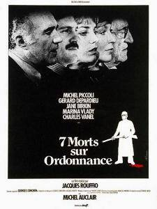 7 morts sur ordonnance / Bestial Quartet (1975)