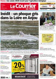 Le Courrier de l'Ouest Angers – 05 juin 2019