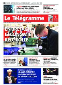 Le Télégramme Brest Abers Iroise – 25 août 2021