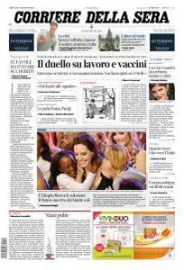 Corriere della Sera - 11 Gennaio 2018