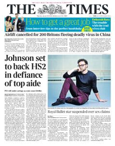 The Times - 30 January 2020