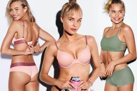 Brooke Perry - Victoria's Secret Photoshoots 2016 Set 6