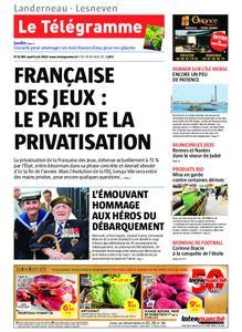 Le Télégramme Landerneau - Lesneven – 06 juin 2019