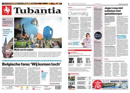 Tubantia - West – 22 augustus 2019