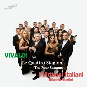 I Virtuosi Italiani - Vivaldi: Le Quattro Stagioni (The Four Seasons), La Tempesta di Mare, Il Piacere (2019)