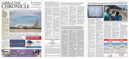 Gibraltar Chronicle – 26 March 2021
