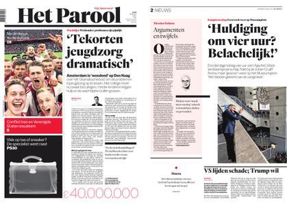 Het Parool – 13 mei 2019