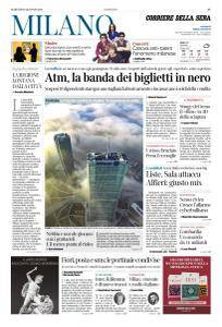 Corriere della Sera Milano - 30 Gennaio 2018