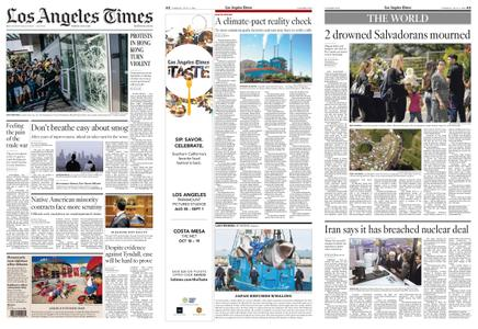 Los Angeles Times – July 02, 2019
