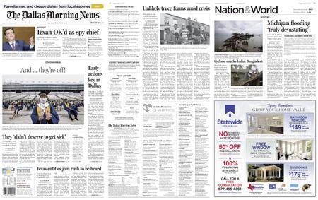 The Dallas Morning News – May 22, 2020
