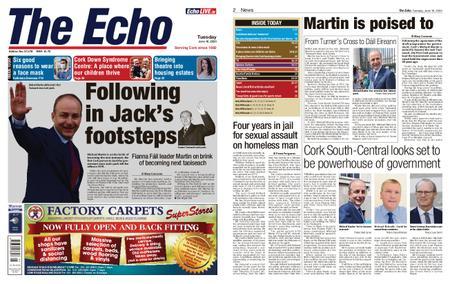 Evening Echo – June 16, 2020