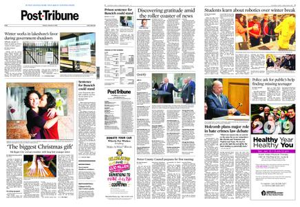 Post-Tribune – January 06, 2019