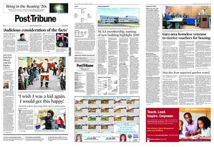 Post-Tribune – December 20, 2019
