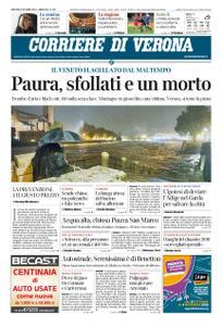 Corriere di Verona – 30 ottobre 2018