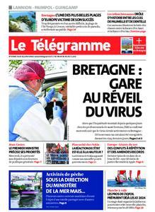 Le Télégramme Guingamp – 16 juillet 2020