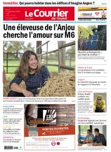 Le Courrier de l'Ouest Angers – 17 septembre 2020