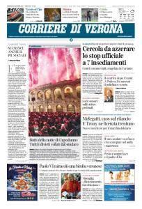 Corriere di Verona - 22 Dicembre 2017