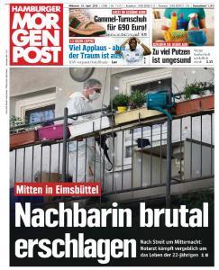 Hamburger Morgenpost - 24 April 2019
