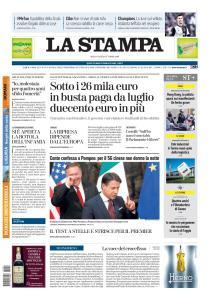 La Stampa Imperia e Sanremo - 2 Ottobre 2019