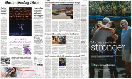The Boston Globe – July 25, 2021