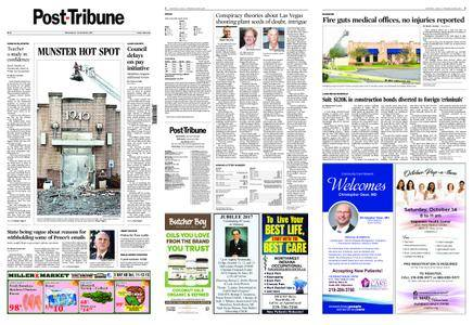 Post-Tribune – October 11, 2017