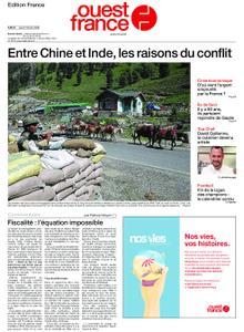 Ouest-France Édition France – 18 juin 2020