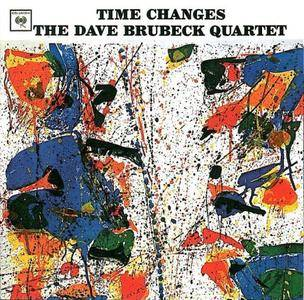 The Dave Brubeck Quartet - Time Changes (1964) {Columbia}